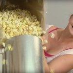 Popcorn-Kanone