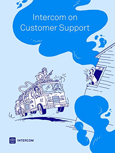 Intercom on Customer Support eBook Cover