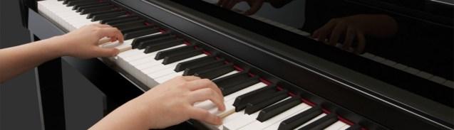 Digitale piano huurkoop