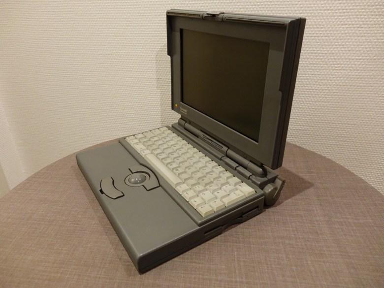 Das Powerbook 180. Ein leistungsfähiger mobiler Computer der frühen 90er-Jahre
