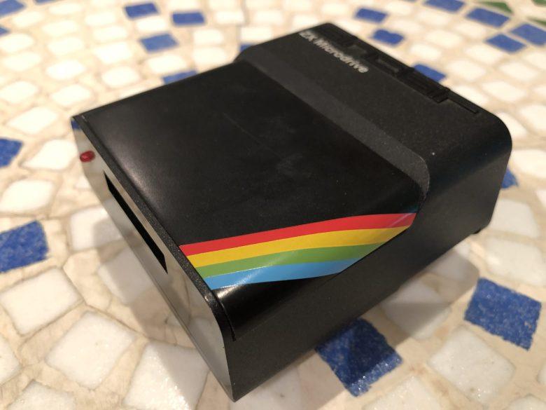 Das ZX Microdrive für den ZX Spectrum