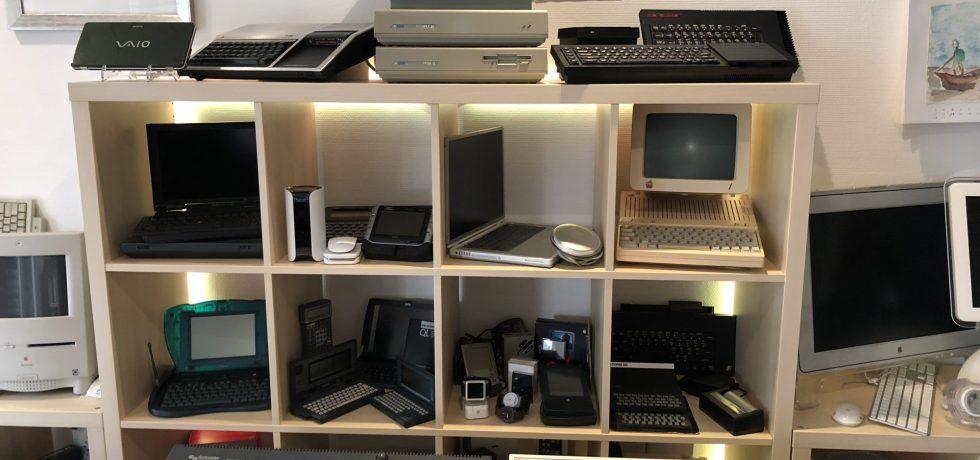 Schneider CPC464 und Commodore Amiga 600