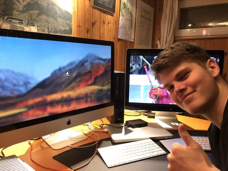 iMac von 2011 lebt wieder.