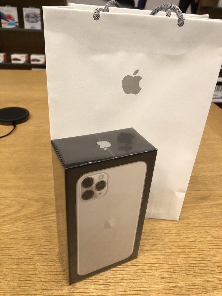 Kauferlebnis im Apple Store Düsseldorf. 11 Pro Max Unboxing