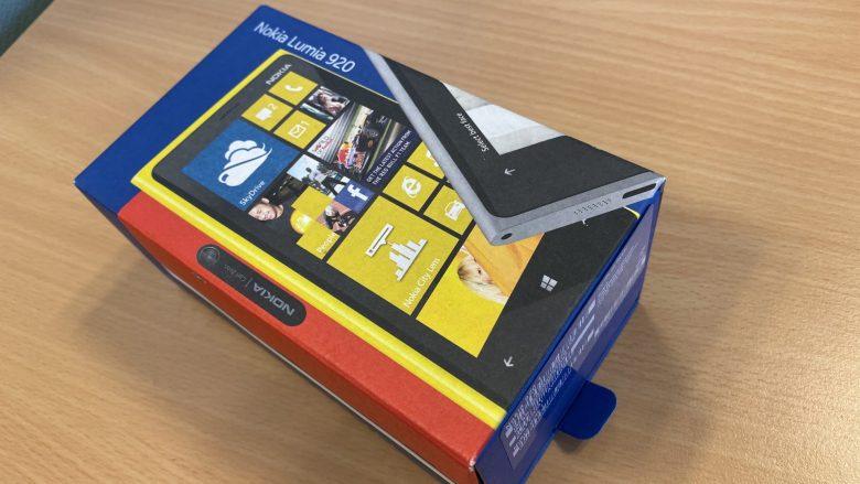 Nokia Lumia 920 Windows Phone. Microsoft im Kampf gegen Google und Apple
