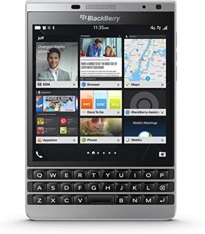 Das BlackBerry Passport. Story vom Abstieg eines Kultprodukts