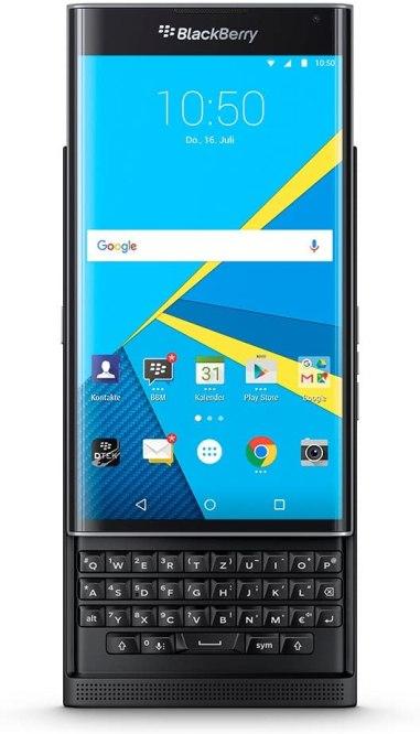 Das BlackBerry Priv. Story vom Abstieg eines Kultprodukts