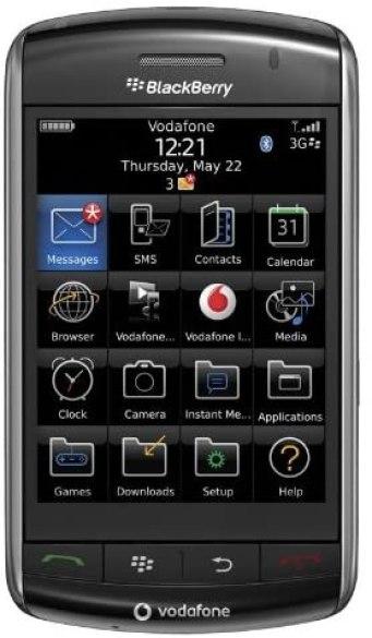 Das BlackBerry Storm - Story vom Abstieg eines Kultprodukts