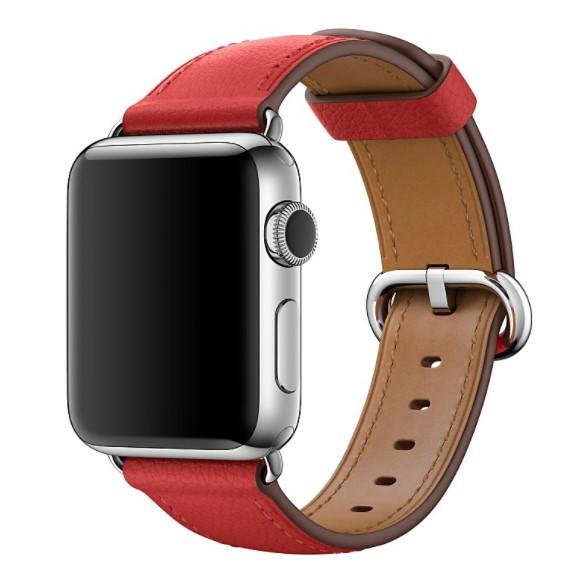 Classic Buckle. Armbanddesigns für die Apple Watch