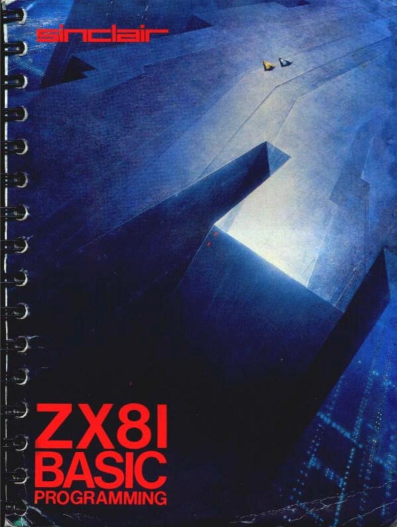 Das Handbuch zum Sinclair ZX81. Damit lernte ich in BASIC programmieren