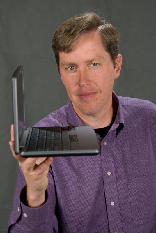 Jeff Hawkins und das Palm Foleo. Vom Palm PDA zum WebOS