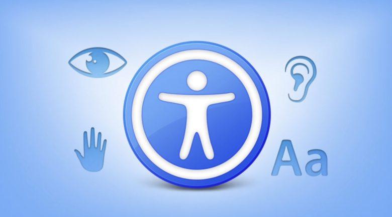 Bedienungshilfen ermöglichen die Teilnahme am Digitalen Leben