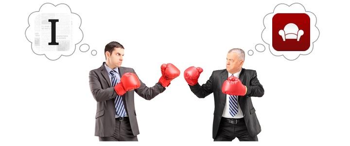 Instapaper vs Readability - der Kampf