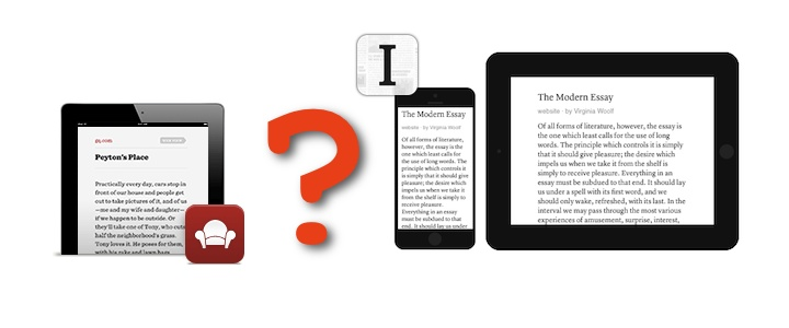 Readability vs Instapaper
