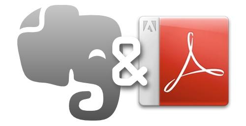Evernote: PDF inline oder als Anlage anzeigen