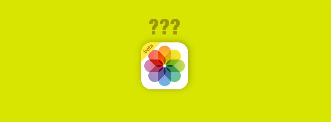 Drei Fragen zu Apples iCloud-Fotomediathek
