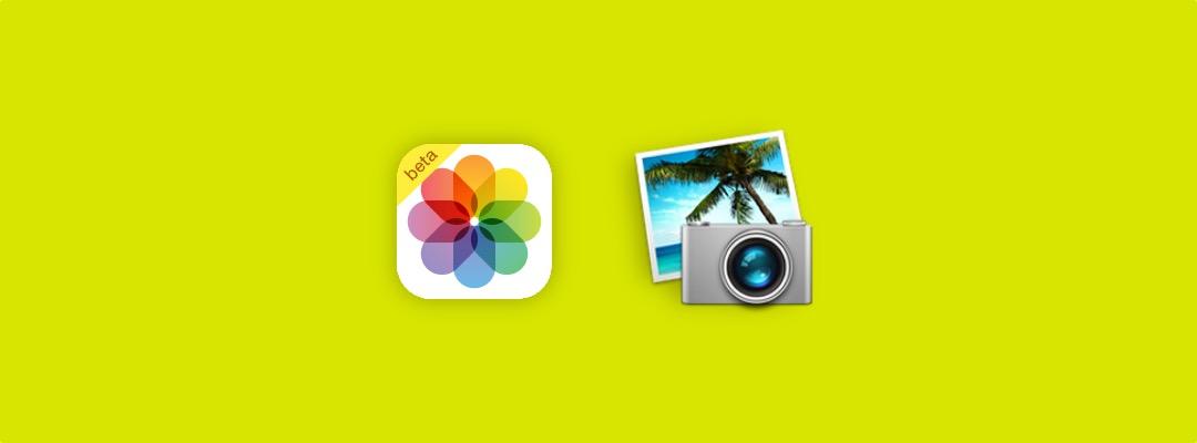 iCloud-Fotomediathek und iPhoto am Mac parallel nutzen