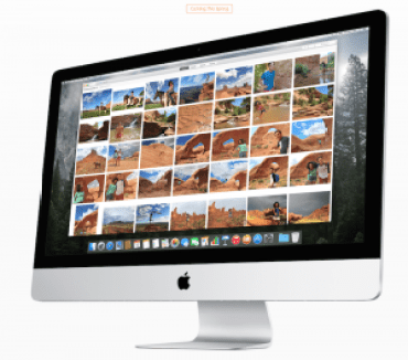 Photos for Mac Preview