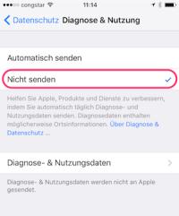 Batteriespartipps: Diagnose & Nutzung