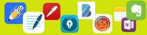 Vergleich Notizen-Apps