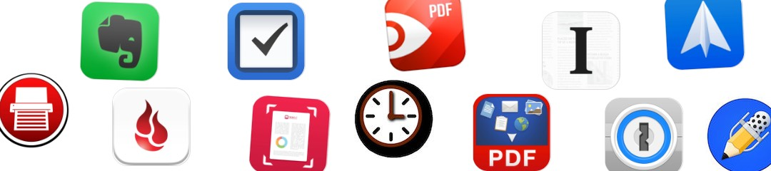 Apps für das papierlose Büro