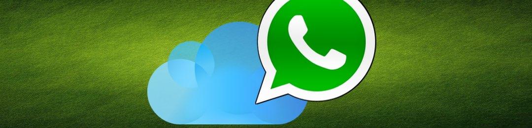 iCloud voll? Verzichtet aufs WhatsApp Backup