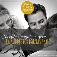 Foreldre, engasjer dere på Kuddle - for barnas skyld!