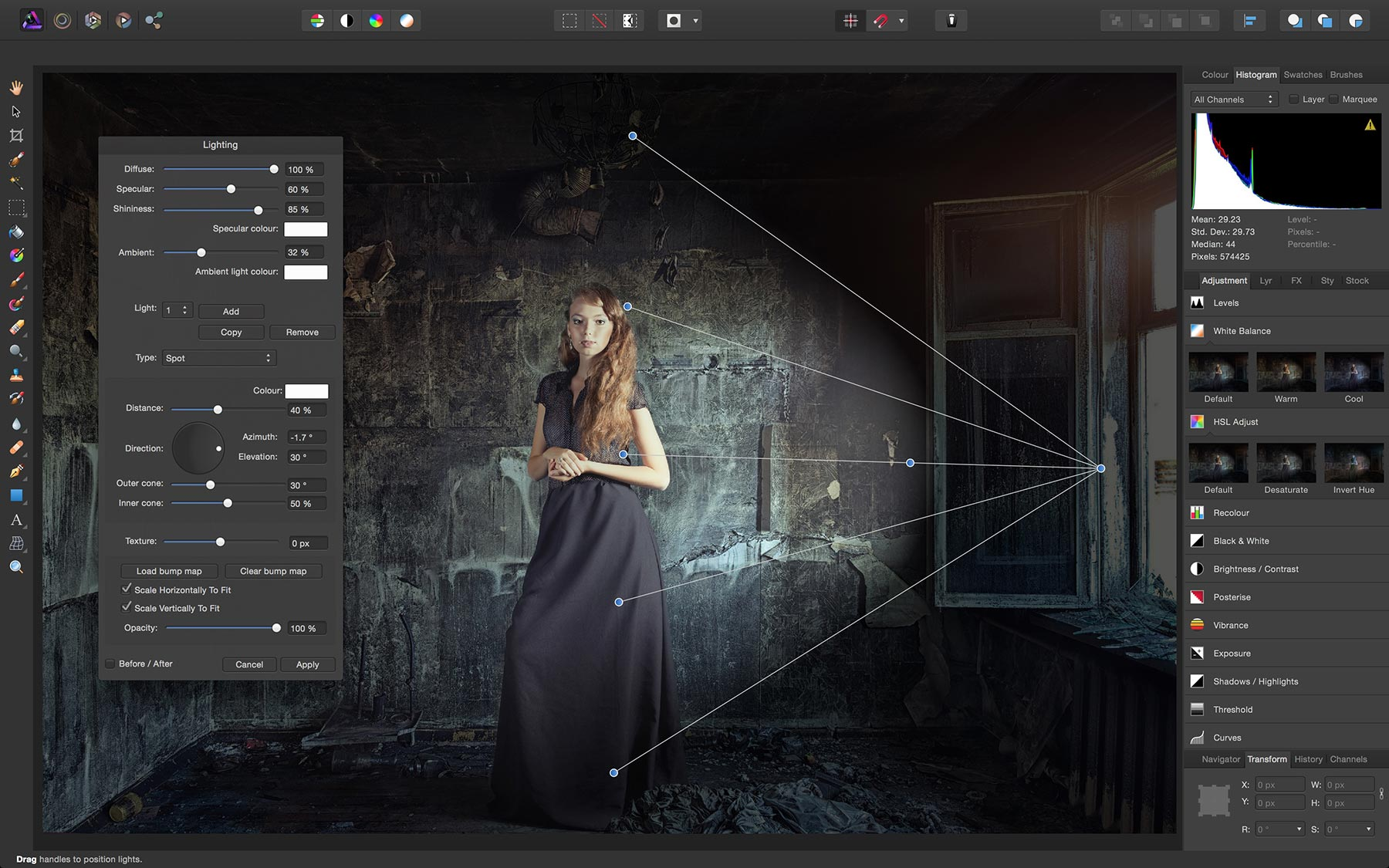 Serif Affinity Photo And Affinity Designer Digitalfilms