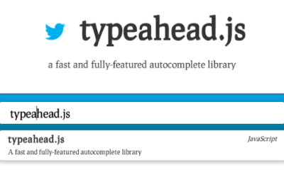 Smart search using Twitter Typeahead and Bloodhound - Digital Fortress