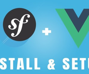 Symfony Vue JS Integration in under 10 mins