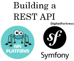 Building a REST API with Symfony and API platform