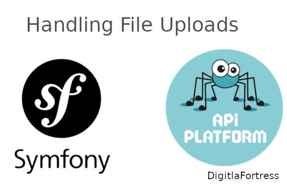 Handling File Uploads API Platform