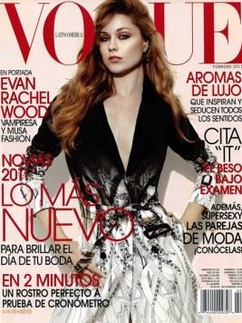 Latin Vogue-Evan Rachel Wood