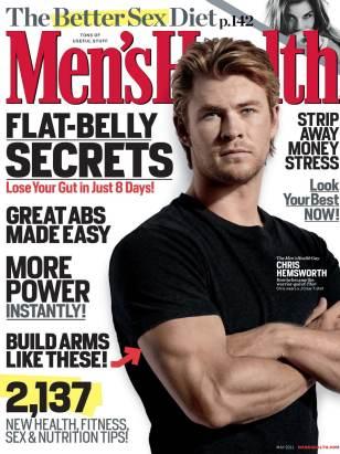Streiber-Mens Health-Chris Hemsworth