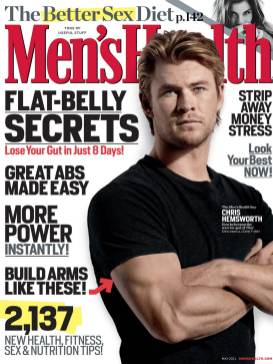 Streiber-Mens Health-Chris Hemsworth
