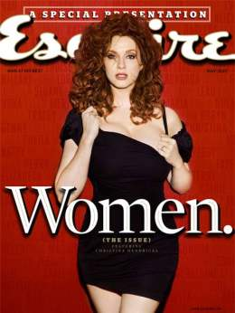 White-Esquire-Christina Hendricks1