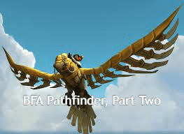 BFA Pathfinder, Part Two