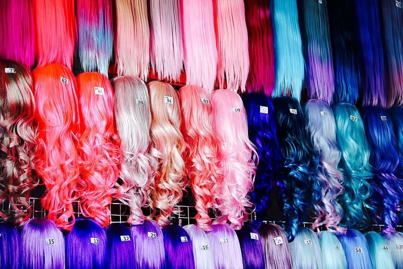 Human Virgin Wigs