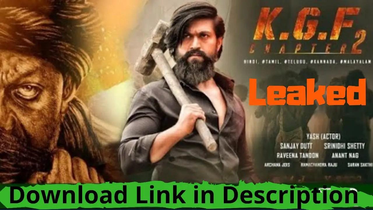 Kgf Chapter 2 Full Movie Download 2020 Hd 300mb Filmyzilla