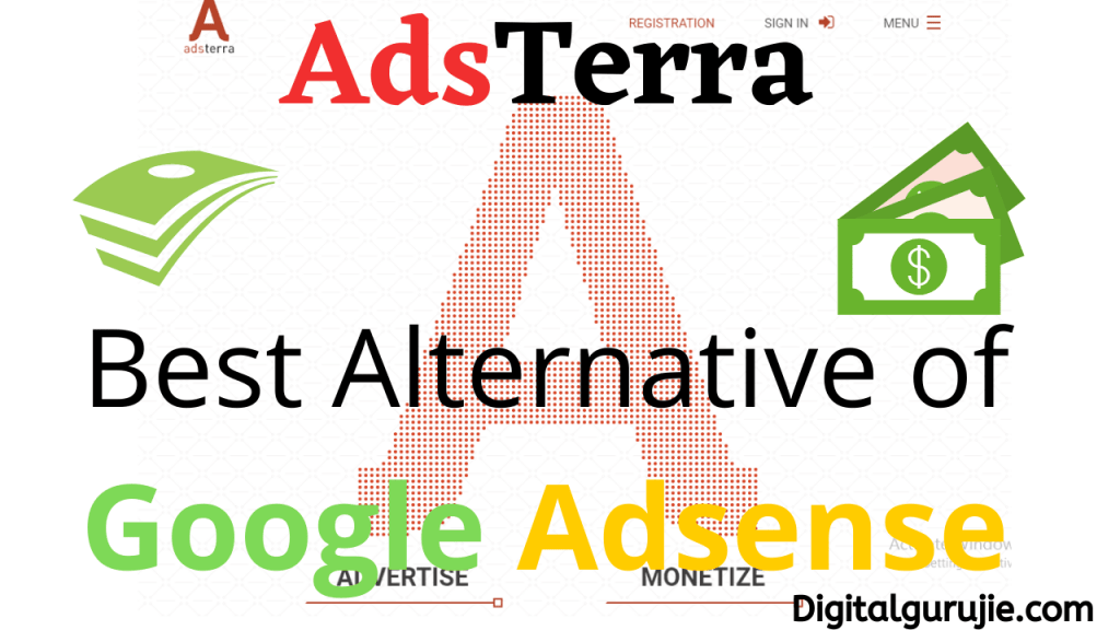 Best adsense Alternative for small website in India
