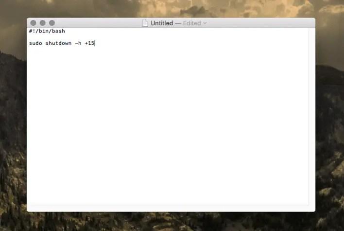 shutdown-timer-mac-script