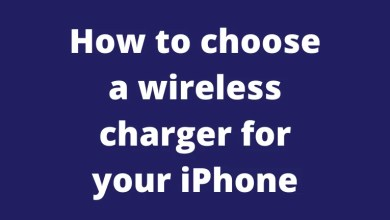 How to choose a wireless charger for your iPhone