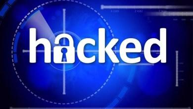 facebook has been hacked
