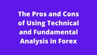 the pros and cons of using technical and fundamental analysis in forex