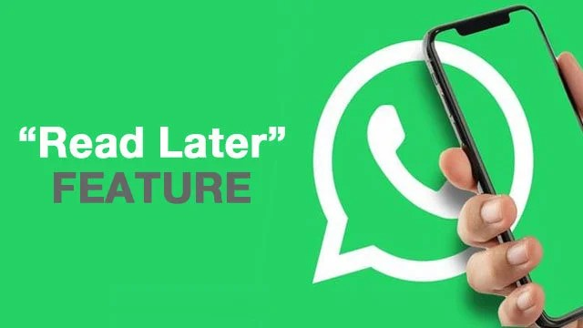 read later feature in whatsapp