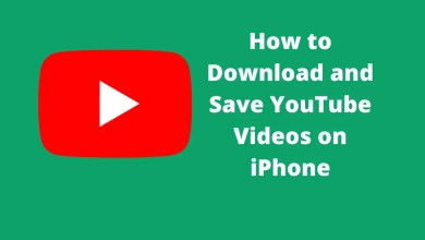 How to Download and Save YouTube Videos on iPhone