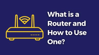 What is a Router and How to Use One