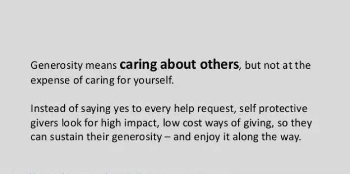 What is Generosity Burnout? How to Avoid Generosity Burnout?