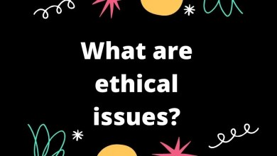 what are ethical issues