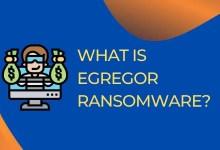 egregor ransomware